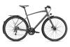 Specialized Sirrus 3.0 EQ 2022 herrecykel i grå - Satin smoke / Black reflective