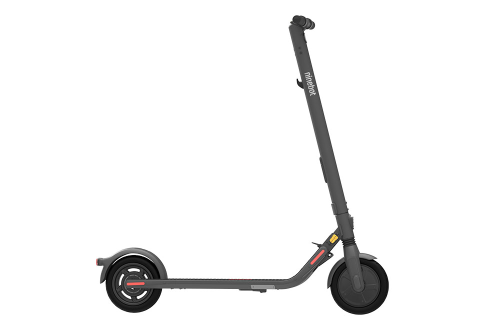 Ninebot by Segway KickScooter E25E elektrisk løbehjul