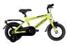 Winther 150 dreng 12in 1 gear Mat grøn/petrol drengecykel i grøn