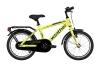 Winther 150 dreng 16in 1 gear Mat grøn/petrol drengecykel i grøn