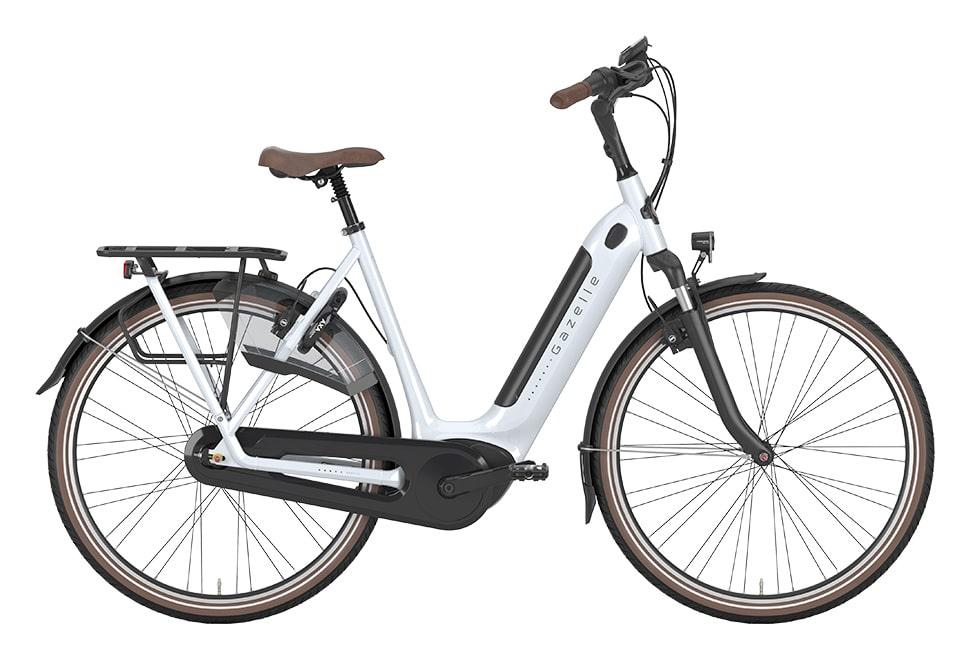 Gazelle Arroyo C7+ HMB Elite 7 gear damecykel i frozen blue